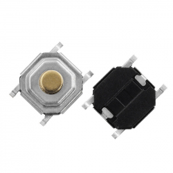 4 x 4 x 1.5 mm SMD Button