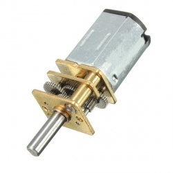 JA12-N20 Micro gearmotor