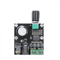 A230 Audio Amplifier Module (8 - 24 V, 2 x 15 W)