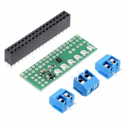 Pololu DRV8835 Dual Motor Driver Kit for Raspberry Pi