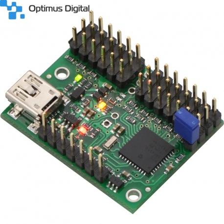 Mini Maestro 12-Channel USB Servo Controller (Assembled)