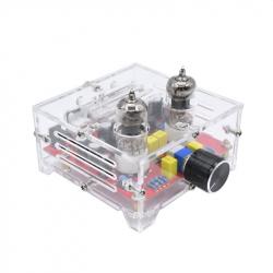 Vacuum Tube Audio Preamplifier