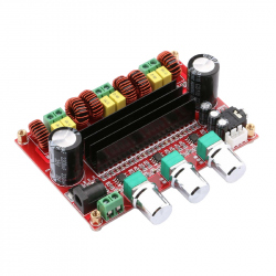 TPA3116D2 2.1 Audio Amplifier Module (2x80 W + 100 W)