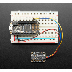 Adafruit MSA301 Triple Axis Accelerometer - STEMMA QT/Qwiic