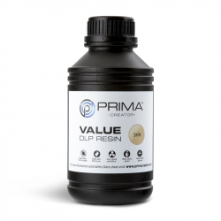 PrimaCreator Value UV / DLP Resin - 500 ml - Skin