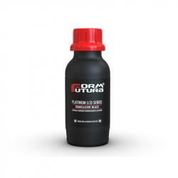 FormFutura Platinum LCD Series  - Translucent Black, 500 g
