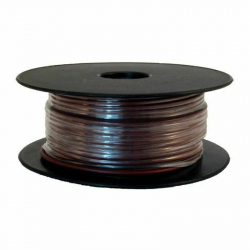 Brown Automotive Power Cable 8mm (by meter)