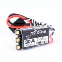 TATTU Blheli_S Esc 30 Amp (2-5S, w/Dshot, No BEC)