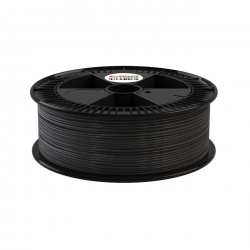 FormFutura EasyFil PLA Filament - Black, 2.85 mm, 2300 g