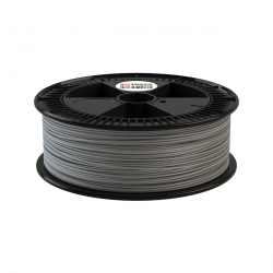 FormFutura EasyFil PLA Filament - Silver, 1.75 mm, 2300 g