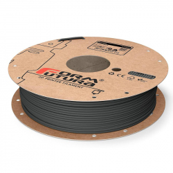 FormFutura Matt PLA Filament - Stealth Black, 2.85 mm, 750 g
