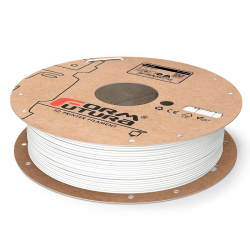 FormFutura Matt PLA Filament - Stealth White, 2.85 mm, 750 g
