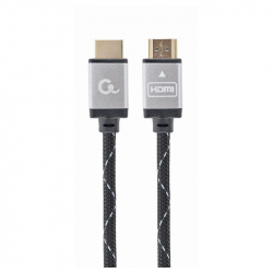 """High Speed HDMI Cable with Ethernet """"Select Plus Series"""", 2 m"""