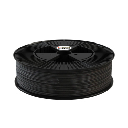 FormFutura Premium PLA Filament - Strong Black, 1.75 mm, 4500 g