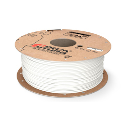 FormFutura Premium PLA Filament - Frosty White, 2.85 mm, 1000 g