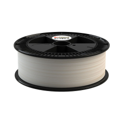 FormFutura Premium PLA Filament - Frosty White, 2.85 mm, 2300 g