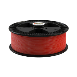 FormFutura Premium PLA Filament - Flaming Red, 2.85 mm, 2300 g