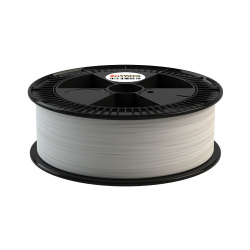 FormFutura Premium ABS Filament - Frosty White, 2.85 mm, 2300 g