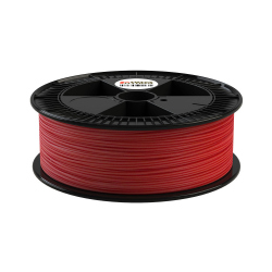 FormFutura Premium ABS Filament - Flaming Red, 2.85 mm, 2300 g