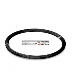 FormFutura ABSPro Flame Retardant Filament - Black, 1.75 mm, 50 g