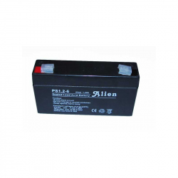 Lead-Acid Battery (6 V, 1.2A)