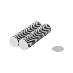 Neodymium Disc Magnet 14x1 Thick N38