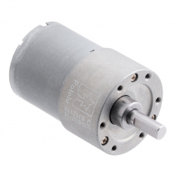 70:1 Metal Gearmotor 37Dx54L mm (Helical Pinion)