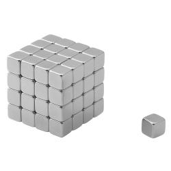 Neodymium Block Magnet 5x5x5 Thick N48