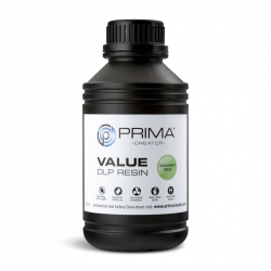 PrimaCreator Value UV / DLP Resin - 1000 ml - Transparent Green