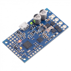 High-Power Simple Motor Controller G2 24v12