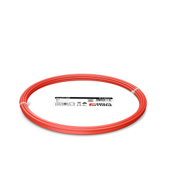 FormFutura EasyFil ABS Filament - Red, 2.85 mm, 50 g