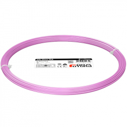 FormFutura Silk Gloss PLA Filament - Brilliant Pink, 1.75 mm, 50 g