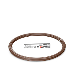 FormFutura EasyFil ABS Filament - Brown, 2.85 mm, 50 g