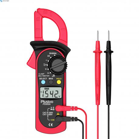 Multimetru Digital PS202A cu Clemă