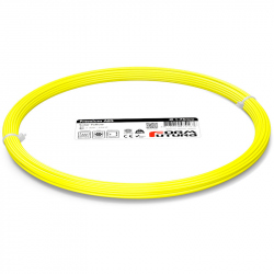FormFutura Premium ABS Filament - Solar Yellow, 1.75 mm, 50 g