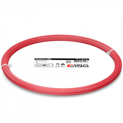 FormFutura Premium ABS Filament - Flaming Red, 1.75 mm, 50 g