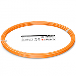 FormFutura Premium ABS Filament - Dutch Orange, 2.85 mm, 50 g