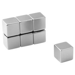 Neodymium block magnet 15x15x15 thick N48