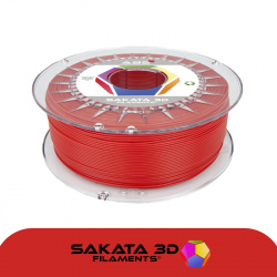 ABS-E RED 1,75 mm 1 Kg