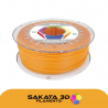 PLA INGEO 3D850 ORANGE 2,85 mm 1 Kg