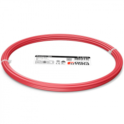 FormFutura Premium ABS Filament - Flaming Red, 2.85 mm, 50 g