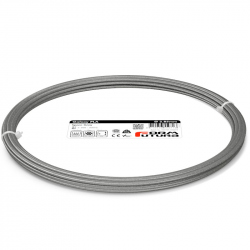 FormFutura Galaxy PLA Filament - Space Grey, 2.85 mm, 50 g