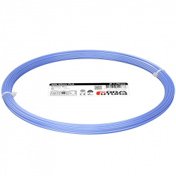 FormFutura Silk Gloss PLA Filament - Brilliant Blue, 1.75 mm, 50 g