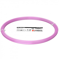 FormFutura Silk Gloss PLA Filament - Brilliant Pink, 2.85 mm, 50 g