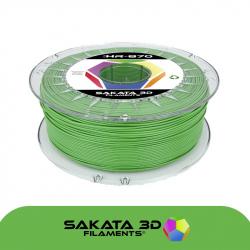 PLA INGEO 3D870 GREEN 2,85 mm 1 Kg