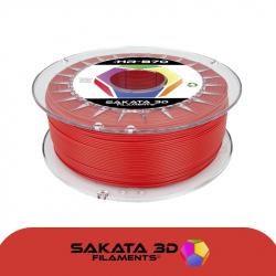 PLA INGEO 3D870 RED 2,85 mm 1 Kg