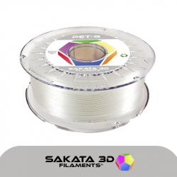 Sakata 3D PET-G NATURAL 1.75 mm 1 kg