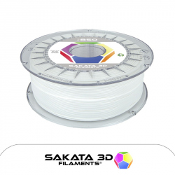 Sakata 3D Ingeo 3D850 PLA Filament - White 1.75 mm 500g