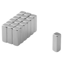 Neodymium Block Magnet 17x6x5 Thick N42