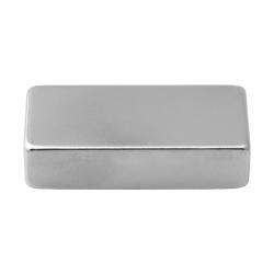 Neodymium Block Magnet 40x18x10 Thick N38